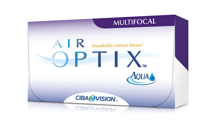 AIR Optix Aqua MultiFocal (1уп. = 3шт.)