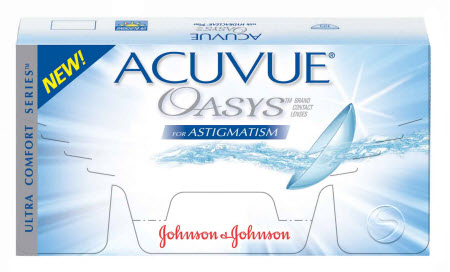Acuvue Oasys for Astigmatism (1уп. = 6шт.)