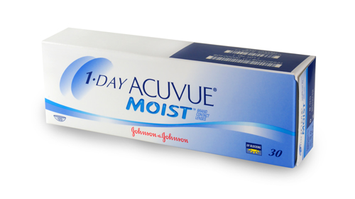 Acuvue 1-Day Moist (1уп. = 180шт.)