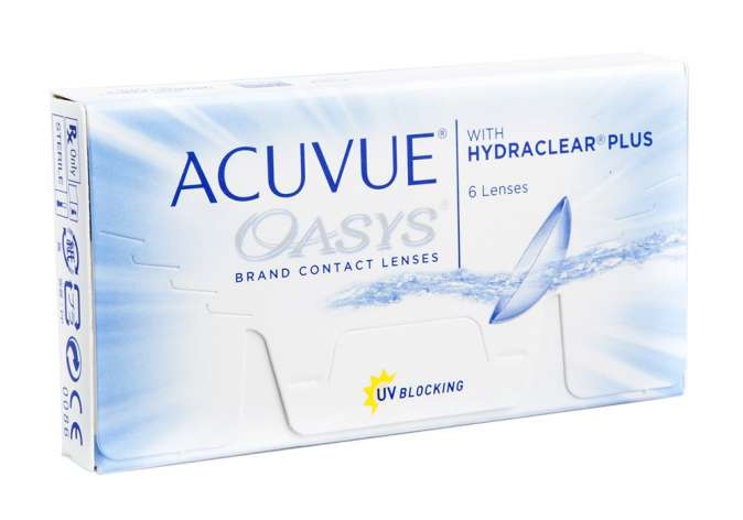 Acuvue Oasys(1уп. = 3шт.)